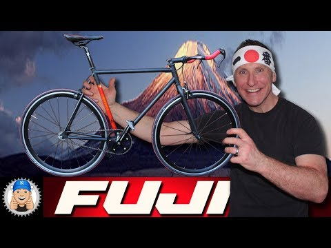 Fuji Track Bike Project