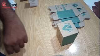 Wholesale Brown Kraft Packaging Boxes Biodegradable Packaging Kraft Paper Boxes