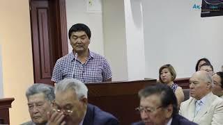 Визит «гражданского» министра в Атырау, 8.06.18