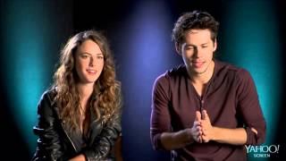 Know Your Co-star With Kaya Scodelario And Dylan OBrien VOSTFR - The Maze Runner France
