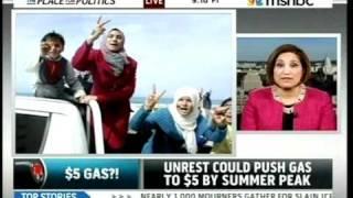 Ex-Libya Lobbyist Randa Fahmy Hudome on MSNBC thumbnail