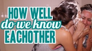 How Well Do We Know Each Other?!? - Video Youtube