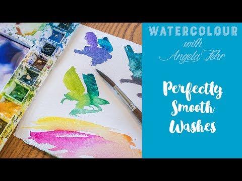 Watercolor Summer Challenge Week 1