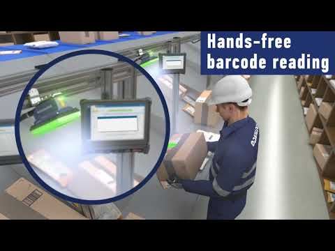 Hands-free E-commerce solution from Datalogic