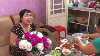 CÁ ĐIÊU HỒNG CHIÊN SỐT CÀ, ĐI MUA VỊT VỀ NUÔI | 7 Thuận #46