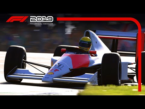 F1® 2019 | 'Legends Edition: Senna and Prost' | Reveal Trailer [US] thumbnail