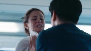 Minho Attacks Teresa [The Death Cure]