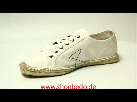Replay Espadrilles Pront White RF160005T