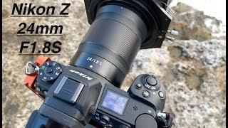 Nikon Z 24mm F1.8S examples + VS F -mount 24mm F1.8 & F1.4