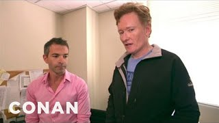 Conan Furloughs Non-Essential Staffers