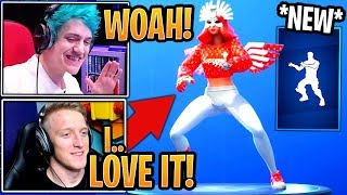 Streamers React to the *NEW* Fandangle Dance/Emote! - Fortnite Best and Funny Moments