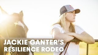 Three Generations Of Texan Cowgirls | Jackie Ganters Resilience Rodeo