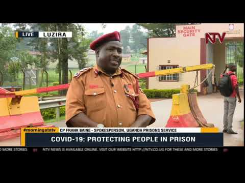 ON THE GROUND: Protecting people in Prisons against COVID-19