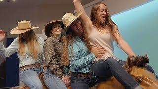 Cowgirls Webisode  Looking Ahead Through The Past