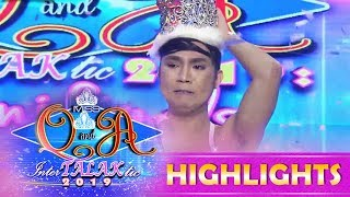 It's Showtime Miss Q & A: Chad Kinis Lustre-Reid proceeds to the grand finals