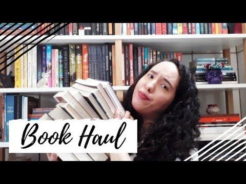 Book Haul de Agosto e Setembro (2018) | Um Livro e Só