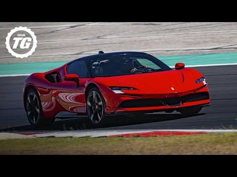 Ferrari SF90, F40, Jaguar XJ220, Lamborghini Diablo & Audi RS6 | Cars of Series 29 | Top Gear