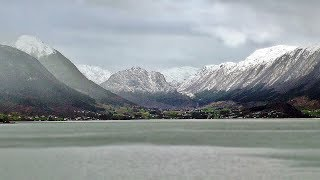 The Fjords of Norway - Fjordene i Norge