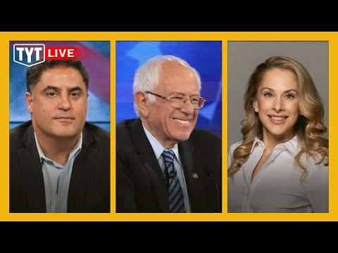 BERNIE Joins TYT Live to Talk COVID; Trump's Wall Street Handouts