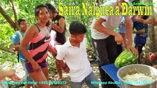 Saira Nalguea A Darwin Rica Sandia - Las Pupusas Del Campesino Gracias A Quintanilla GT Parte 10