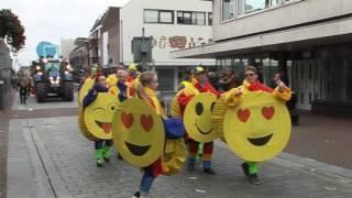 Carnaval 2017 - Optocht Schoenlapperslaand (Waalwijk)