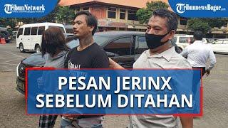 Ini Pesan Jerinx SID saat Tangannya Diborgol dan Ditahan di Polda Bali