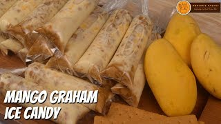 MANGO GRAHAM ICE CANDY | Creamy Mango Float Ice Candy | Ep. 90 | Mortar and Pastry