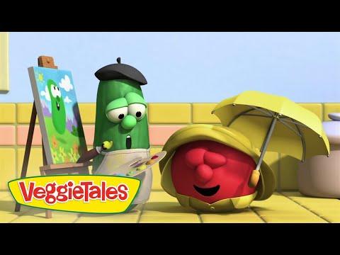 VeggieTales: God Loves You Very Much DVD movie- trailer