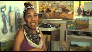 The Bohemian Life: Artist Alana Tillman