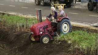 Porsche Traktor farmer ranch