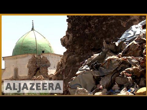 🇮🇶 Mosul residents frustrated with slow progress rebuilding of city   Al Jazeera English