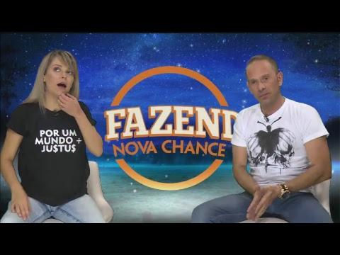 Marcela Tavares, Fabíola Reipert, Yudi Tamashiro e Rafael Ilha comentam final de #AFazenda
