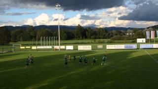 preview picture of video 'Tilen Mlinar goal against Roltek Dob (2.sml)'