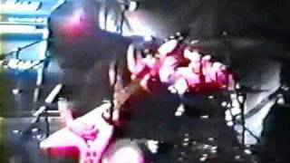 """Dissection """"Retribution/Storm of the Light's Bane"""" live in 1996"""