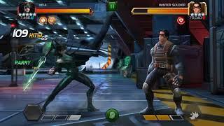5* Rank 3 Hela without Thor Synergy