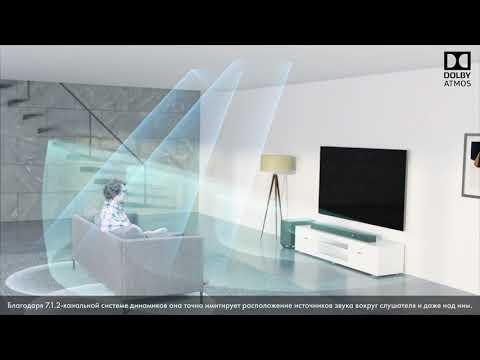 Аудиосистема Sony HT-ST5000 видео 1