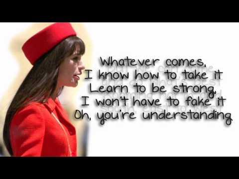 Glee - Roots Before Branches (Lyrics) Mp3