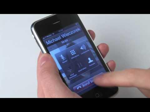 iPhone 3GS Golem.de-Test