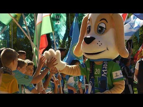 Μαδρίτη: Παιδιά από 60 χώρες στο Football for Friendship
