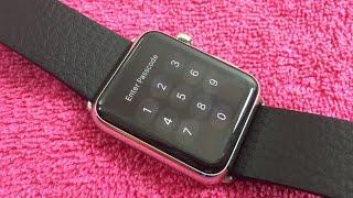 How To: REMOVE Forgotten Apple Watch PASSCODE Tutorial | Unlock iWatch Password Code | FREE & Easy