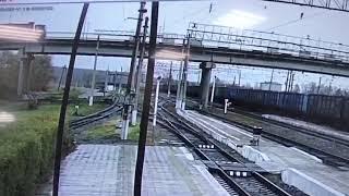 Падение двух пролетов путепровода в Свободном Амурской области 09.10.2018