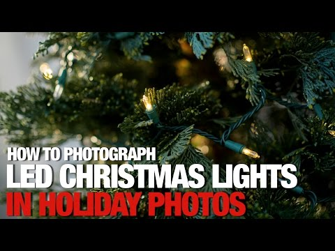 Stop Christmas Tree Lights From Messing Up Your Photos