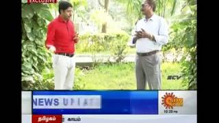 Nerukku Ner - Sun News Interview with Dr.M.N. Sankar