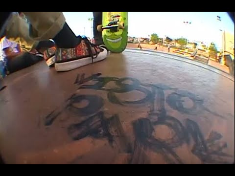 Vista Skate Park Homies