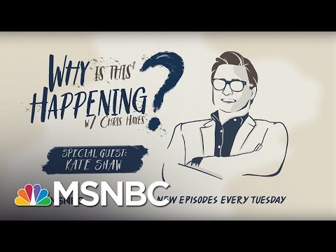 The Rule Of Law In The Era Of Trump With Kate Shaw | Why Is This Happening? - Ep 4 | MSNBC