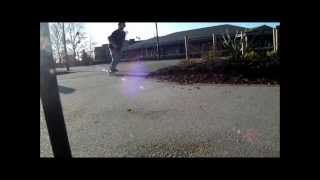 preview picture of video 'Taunton Skate Montage'