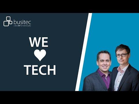 busitec GmbH - Unsere Begeisterung für Technologie
