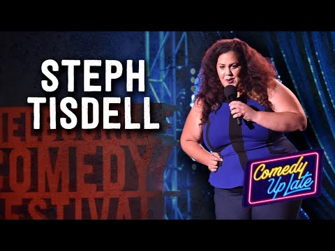 Steph Tisdell - Comedy Up Late