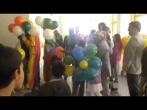 viranşehir devlet hastanesi çocukları untmadı