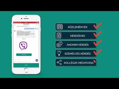CHEQ - belső kommunikációs eszköz - Termékvideó